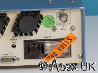 TSI 9186A Frequency Shifter