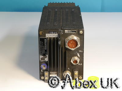 Plessey PTR1751BB VHF/UHF Transceiver Aircraft Radio (2)