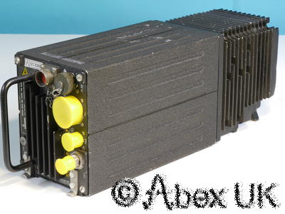 Plessey PTR1751WWH-1 VHF/UHF Transceiver Aircraft Radio (1)