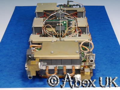 Programmable Power Supply 3.5kW HF Amplifier Pallet 32x ARF448 NOS