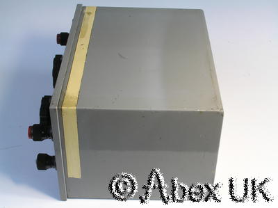 Advance A64 600 Ohm Vintage Step Attenuator 0-70dB