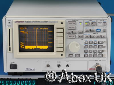 Advantest R3261C Spectrum Analyser 2.6 (3.6) GHz