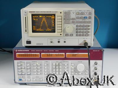 Advantest R3261C Spectrum Analyser 2.6 (3.6) GHz