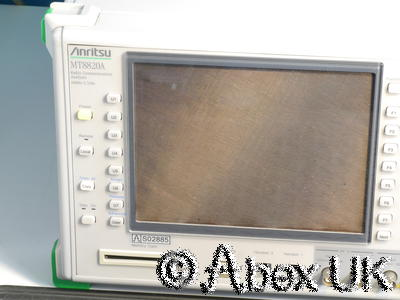 Anritsu MT8820A 2.7GHz Communications Spectrum Analyser Signal Generator