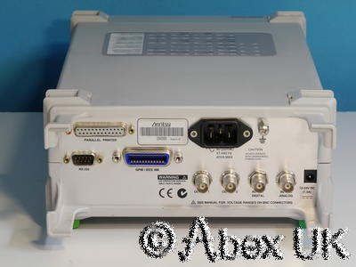 Anritsu ML2408A Dual Input Wideband RF Power Meter GPIB (3)