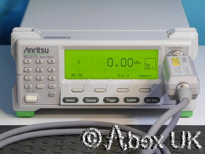 Anritsu ML2437A Single Input RF Power Meter GPIB (2)