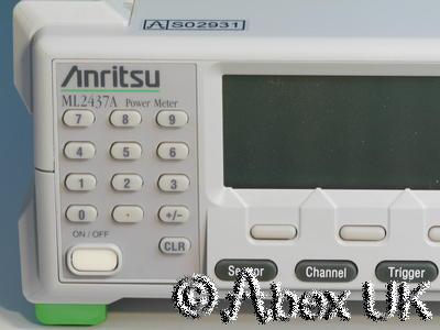 Anritsu ML2437A Single Input RF Power Meter GPIB (2)