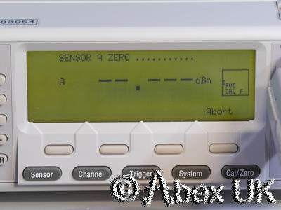 Anritsu ML2437A Single Input RF Power Meter GPIB