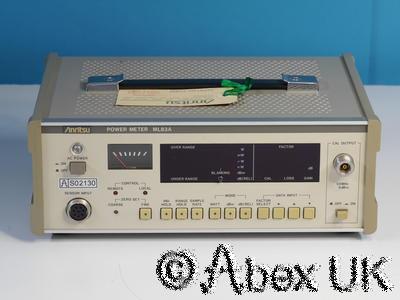Anritsu ML83A RF Power Meter MINT Condition