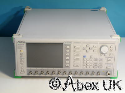 Anritsu MG3681A 3GHz Digital AM/FM I/Q Signal Generator