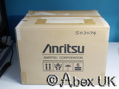 Anritsu MS9710B/C Optical Spectrum Analyser 600-1750nm W4Y31655E