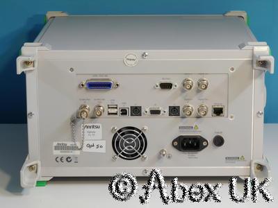 Anritsu MT8860B WLAN Test Set 802.11b/g Option 11, 13 (3)
