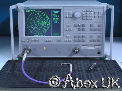 Anritsu (Wiltron) 37247B 20GHz Vector Network Analyser (VNA) Analyzer