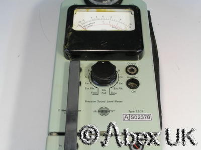 Bruel & Kjaer 2203 / 1616 Sound Level Analyser