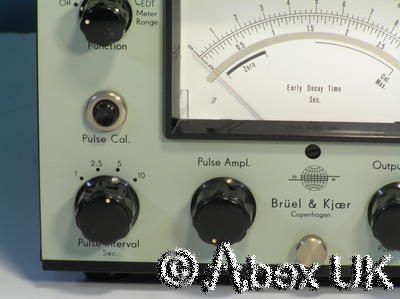 Bruel and Kjaer 4422 Reverberation Processor