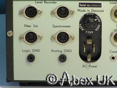 Bruel and Kjaer 4422 Reverberation Processor