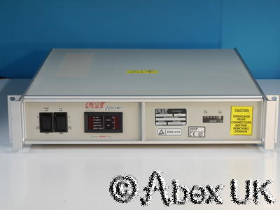 CPI (Varian) VZC6961K4, 4.7 - 9.3GHz 20 Watt TWTA Travelling Wave Amplifier (1)