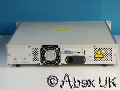 CPI (Varian) VZC6961K4, 4.7 - 9.3GHz 20 Watt TWTA Travelling Wave Amplifier (2)