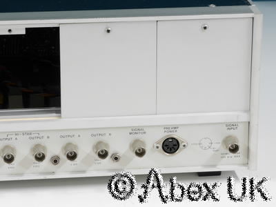 EG&G Brookdeal Ortec Ortholoc 9502 Lock-in Amplifier / Vector Voltmeter