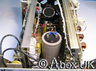 ENI EGR800B 800 Watt Power Amplifier Ultrasonic Sonar Acoustics Plasma Generator