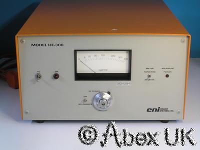 ENI HF-300 (2100) 300 Watt HF RF Amplifier Power Generator Ham?
