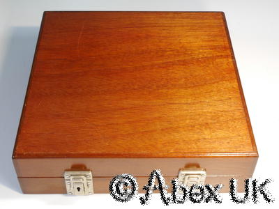 ERA 18GHz  SO-16 Surface Mount Test Fixture Nice Wooden Box (1)