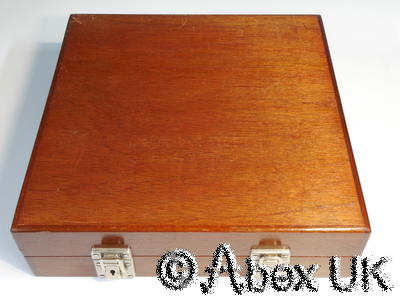 ERA 18GHz  SO-16 Surface Mount Test Fixture Nice Wooden Box (2)