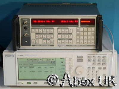 Farnell Instruments AMM2000 2.4GHz Modulation and Audio Analyser