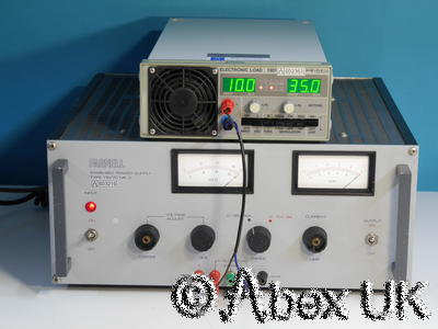 Farnell Instruments TSV70-2 Power Supply 0-35/70V 0-5/10A