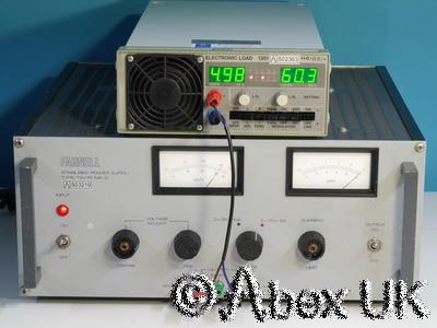 Farnell Instruments TSV70-2 Power Supply 0-35/70V 0-5/10A