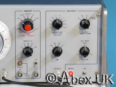 Farnell Instruments FG1 Function Generator, Vintage