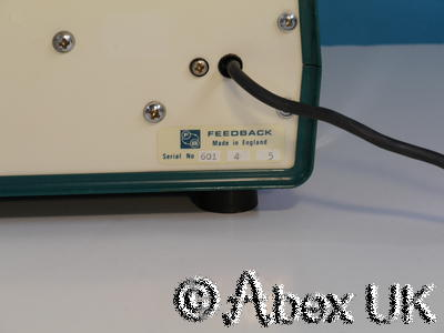 Feedback FG601 1MHz Function Generator Sine Square Triangle (2)