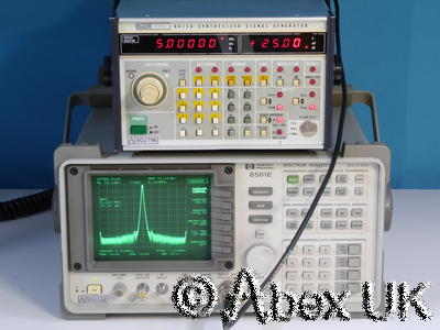 Fluke 6011A Synthesised Signal Generator 11MHz