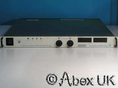 Glassman (Xantrex) LV60-18 Power Supply 60V 18A 1kW 1U Rack Mount