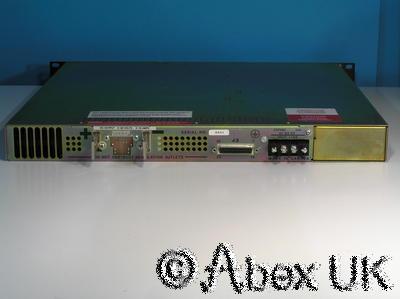 Glassman (Xantrex) LV60-18 Power Supply 60V 18A 1kW 1U Rack Mount