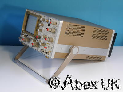 RARE Gould OS3350 2-Channel Analogue Oscilloscope with TV Line Counter
