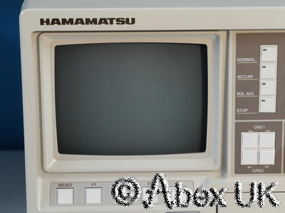Hamamatsu C2800 (OOS-01) Sampling Optical Oscilloscope 350-850nm
