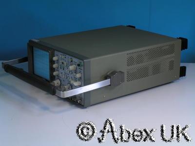 Hitachi VC-6045 Digital/Analogue Oscilloscope 2 Channel 100MHz