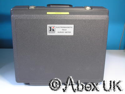 Holaday HI-3637 3-Axis RF VLF Magnetic Field Probe / Monitor 2-400KHz