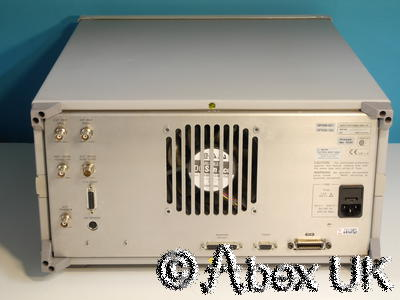 HP (Agilent) 4291B 1.8GHz Impedance/Material Analyser