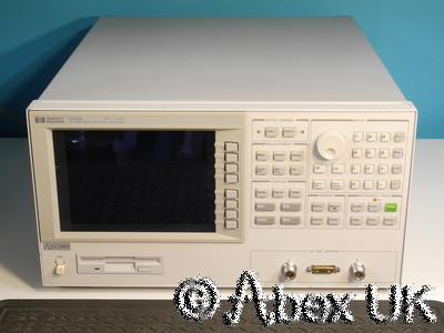 HP (Agilent) 4291B 1.8GHz Impedance/Material Analyser