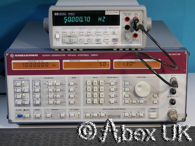 HP (Agilent) 34401A 6.5 Digit Bench DMM GPIB RS232 (2)