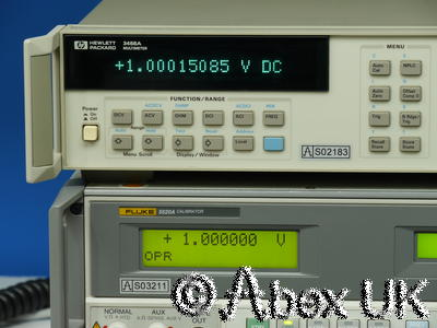 HP (Agilent) 3458A 8.5 Digit DMM Metrology Grade