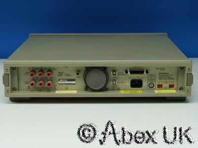 HP (Agilent) 3458A 8.5 Digit DMM Metrology Grade (3)