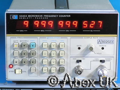 HP (Agilent) 5342A 18GHz Frequency counter