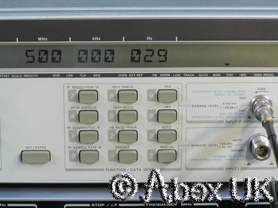 HP (Agilent) 5350B 20GHz Frequency counter