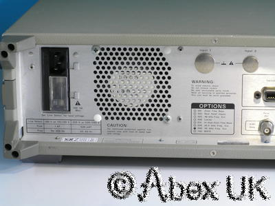HP (Agilent) 5361B 40GHz CW/Pulse Frequency Counter (2)
