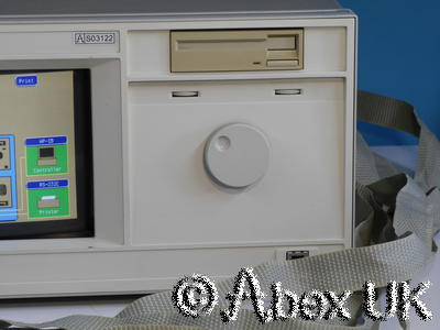 HP (Agilent) 16500A Logic Analyser, Probes, 16532A 1GHz DSO  (3)