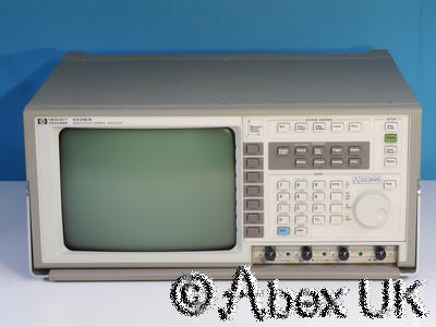HP (Agilent) 53310a Modulation Domain Analyser, opt 030 2.5GHz Channel C