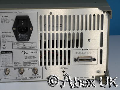 HP (Agilent) 53310a Modulation Domain Analyser, opt 030 2.5GHz Channel C